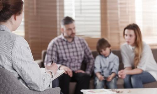 Terapie de cuplu și de familie