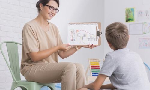Terapie pentru copii și adolescenti