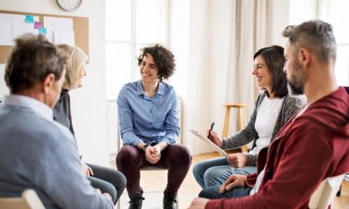 Terapie de grup / Grupuri de dezvoltare personală