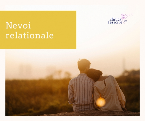 Nevoi relaționale