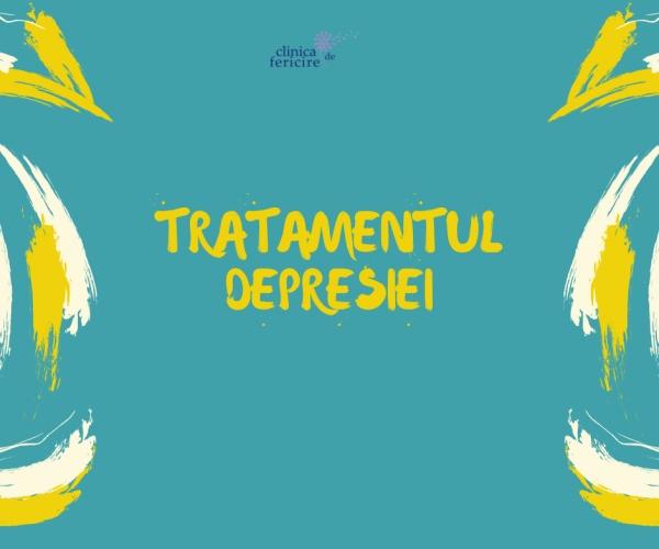 Tratamentul depresiei